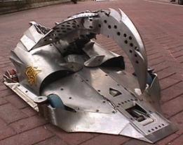 Robot Wars Series 5 Champion Razer