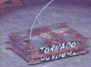 Robot Wars Series 6 Champion Tornado